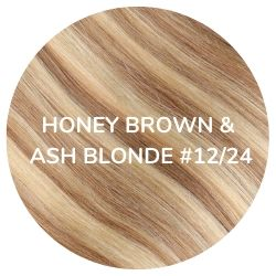 honey brown ash blonde #12/24