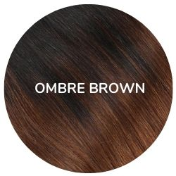 Ombre Brown